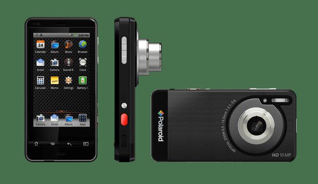 Polaroid Smart Camera SC1630 met Android
