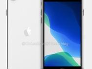 Render iPhone SE 2/iPhone 9