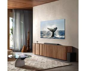 Samsung 8ktv Qled pressrender CES 2020