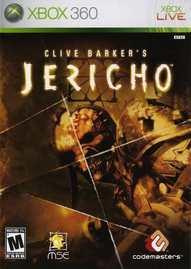 Clive Barker's Jericho, Xbox 360
