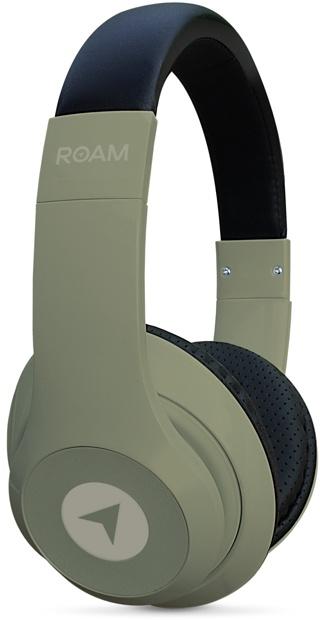 Roam Headphones Wired On-Ear Headphones (Blauw, Goud, Rood, Wit, Zwart)