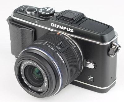 Olympus E-P3 inleiding