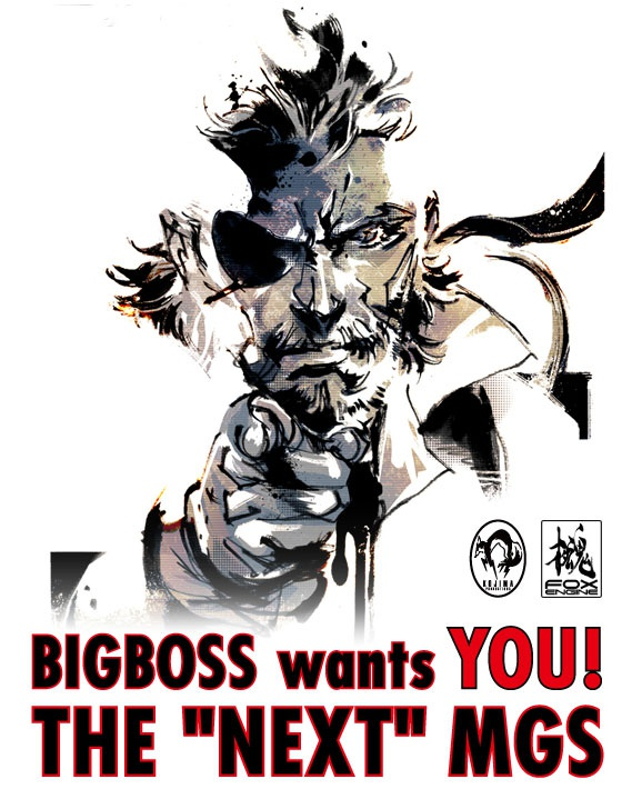 BigBoss Wants You!