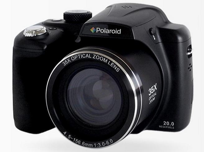 Polaroid Brigde-camera