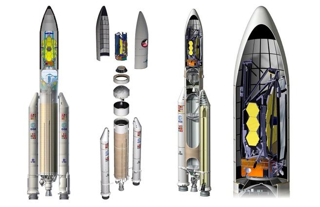 Ariane 5 en JW