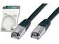 Goedkoopste Digitus Patch Cable, SFTP, CAT5E, 0.5M Zwart