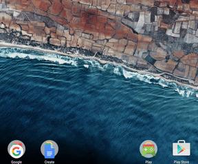 Inleiding Android Marshmallow Screenshots