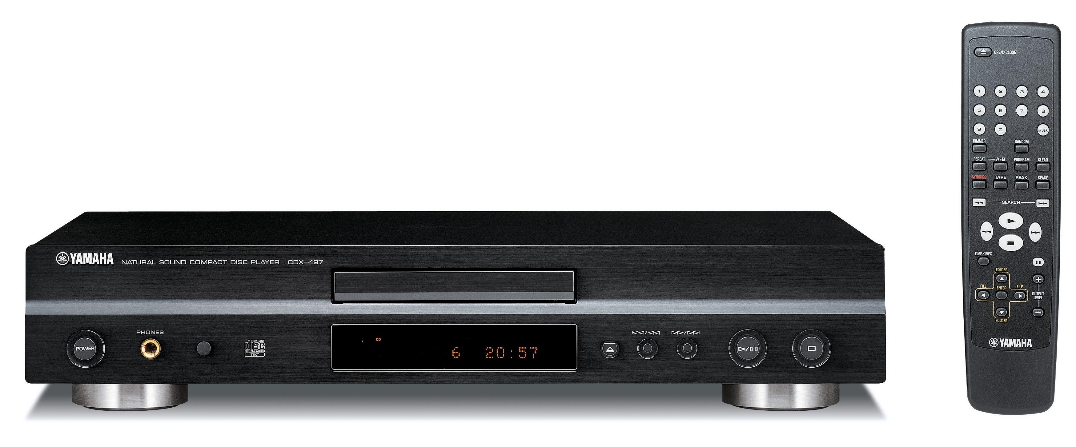 Yamaha CDX-497 - Specificaties