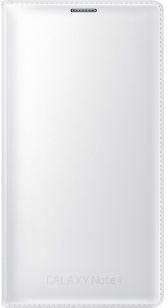Samsung Flip Wallet Galaxy Note 4 Classic Ed. (White) EF-WN910FT