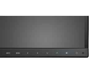 NEC MultiSync EA271U-BK Grafiet