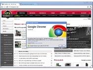 Google Chrome 9.0 screenshot (481 pix)