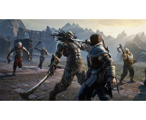Middle Earth: Shadow of Mordor, Xbox 360