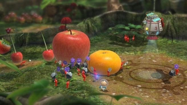 Pikmin 3, Wii U