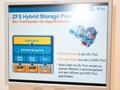 Sun Storage 7000 - ZFS Hybrid Storage diagram