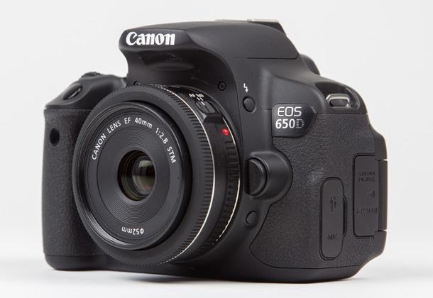 Canon EOS 650D inleiding