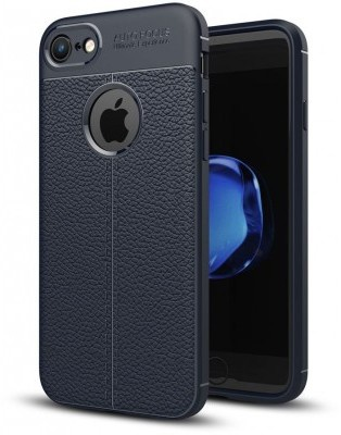 Just in Case Apple iPhone 8 Back Cover Blauw