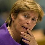 Minister Guusje ter Horst (Binnenlandse Zaken)
