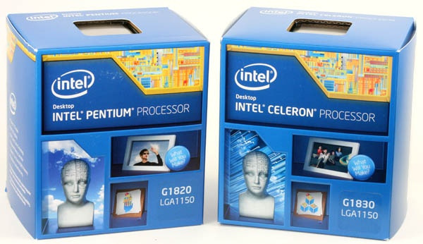 Haswell Celeron G1820 G1830