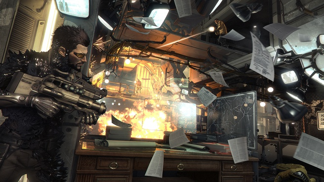 Preview Deus Ex: Mankind Divided