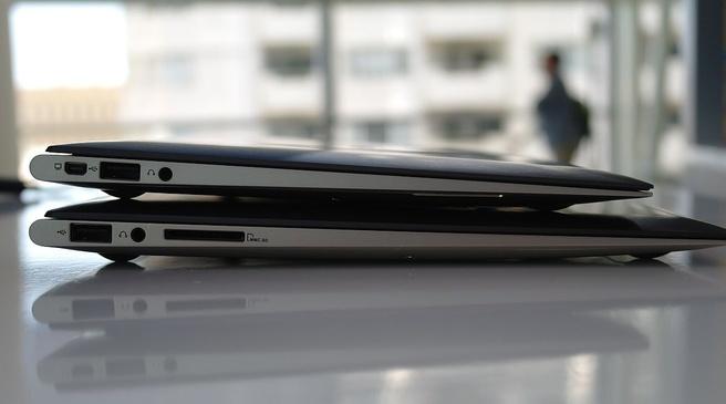 Idf de ux31 en ux21 ultrabooks van asus scherm en andere hardware hands on tweakers - Kleine lay outs het oppervlak ...