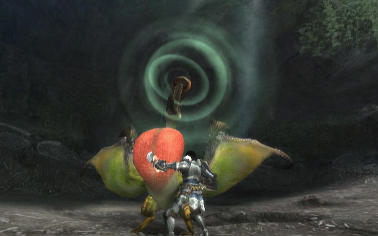 Monster Hunter Tri (Wii)