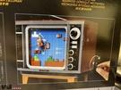 NES en crt-tv van Lego - Foto's via VJ Gamer