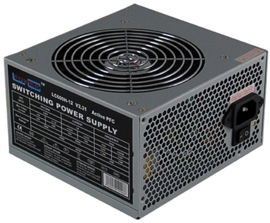 LC-Power LC600H-12