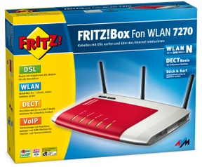 AVM Fritz!box 7270 (DE Edition)