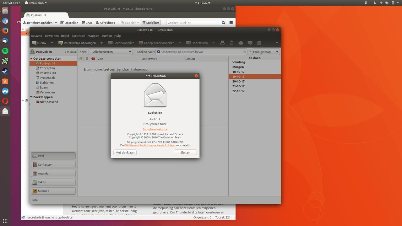 Ubuntu 17 10 Artful Aardvark - Review - Tweakers