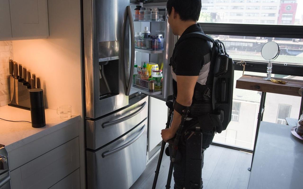 Bionik Arke exoskelet