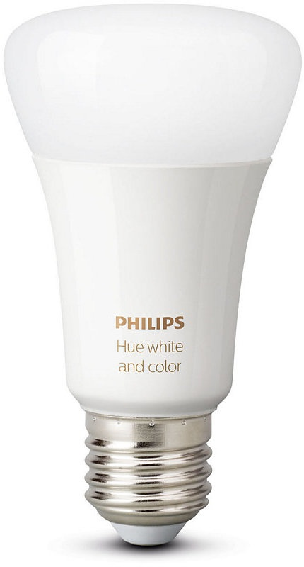 Philips Hue White and Color Ambiance E27 Single