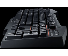 Asus Strix Tactic Pro MX Brown (Azerty BE)