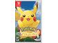 Goedkoopste Pokémon: Let's Go, Pikachu!, Switch