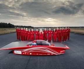 Solar Team Twente Red One