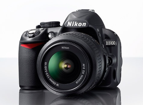 Nikon D3100 inleiding