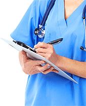 Medisch dokter elektronisch patiëntendossier EPD