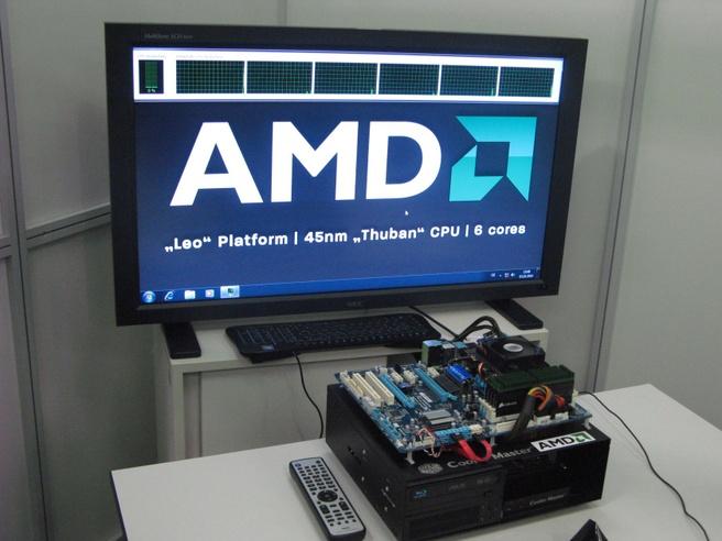 AMD Thuban Hexacore