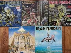 5 x Iron Maiden