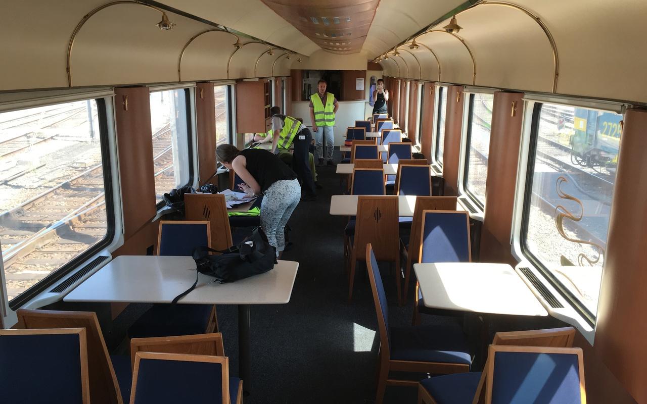 Tweakers Express 2016 inspectie