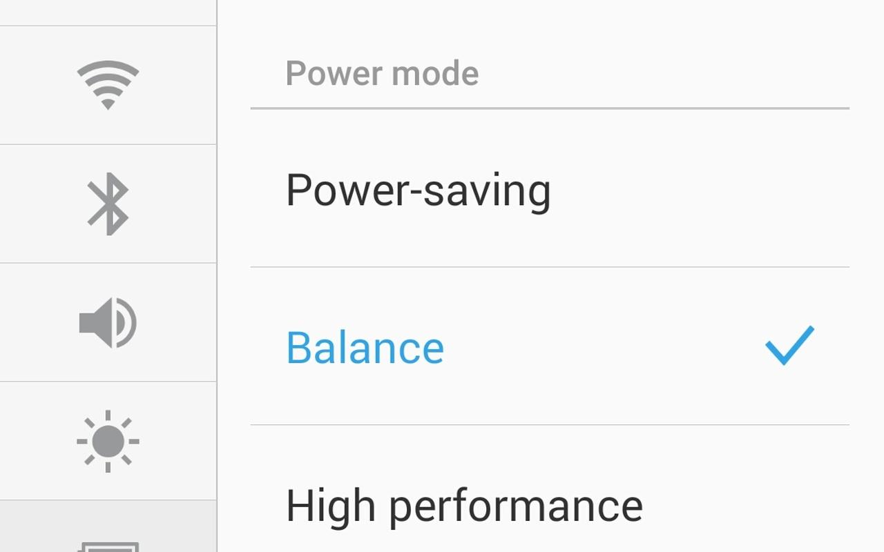 Screenshot Meizu M1 Note