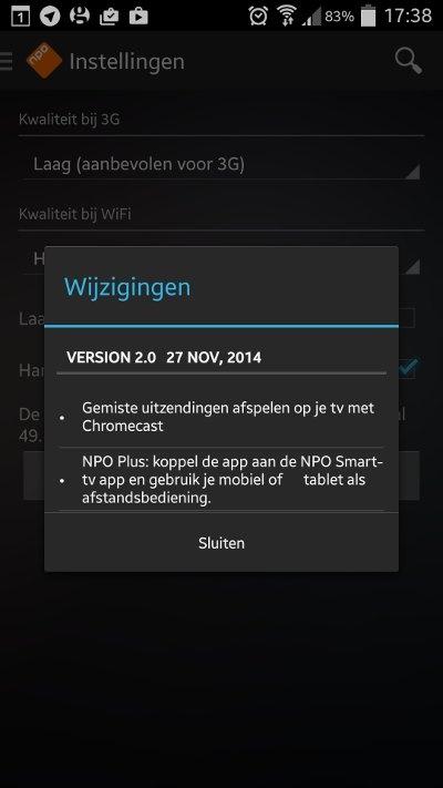 NPO-app 2.0