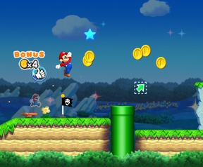 Super Mario Run voor iOS