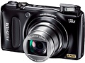 Fujifilm FinePix F300EXR Zwart