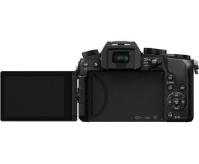 Panasonic Lumix G DMC-G7 Body Zwart