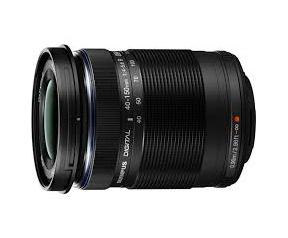 Olympus E-M10 Mark II Camera + 12-50mm ED EZ + 40-150mm R