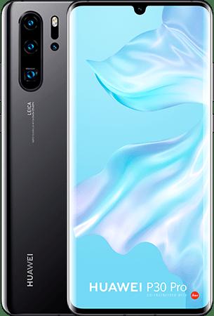 Huawei P30 Pro Zwart