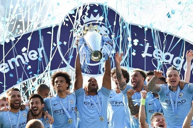 Manchester City Kampioen