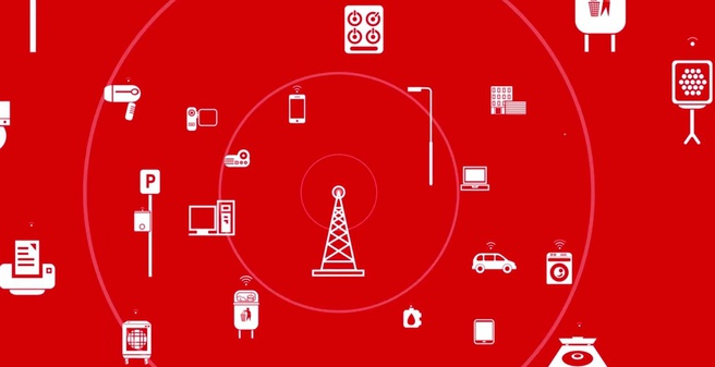 Vodafone nb-iot