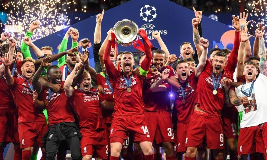 Liverpool CL winnaar