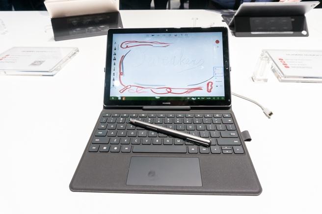 MediaPad 5 met M-Pen